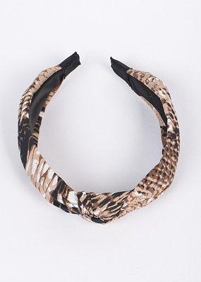 Meraki Tribeca Headband Beige
