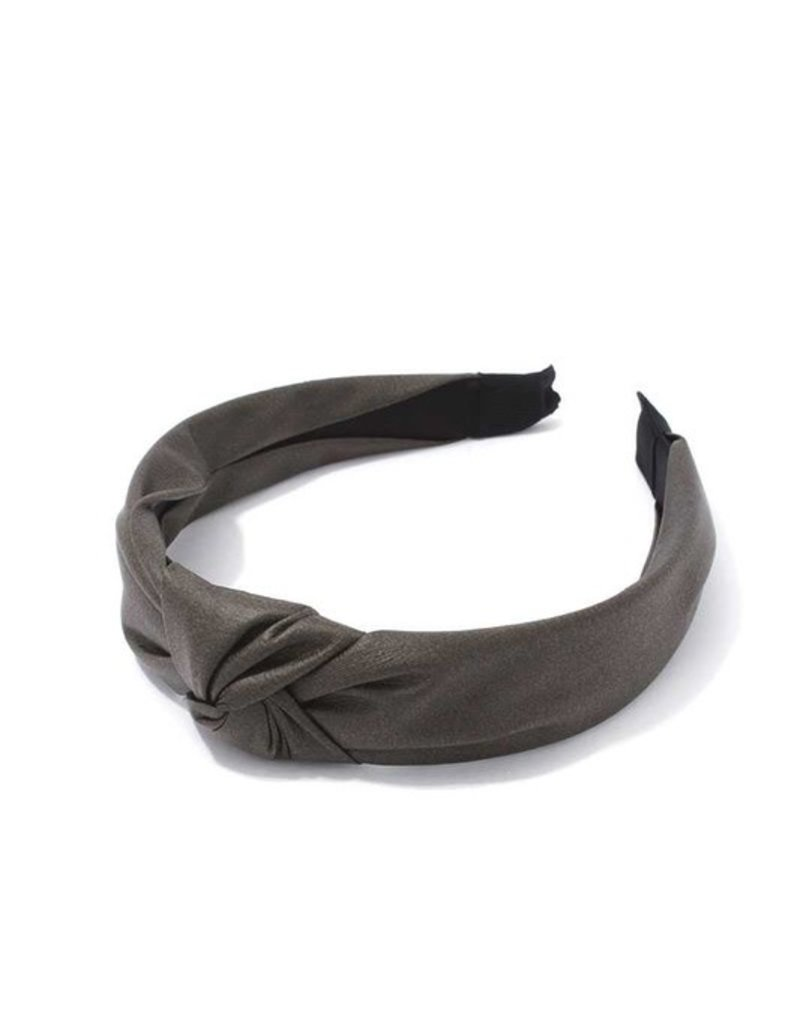 Meraki Bronx Headband Black