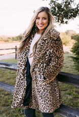 Molly Bracken Faux Fur Coat
