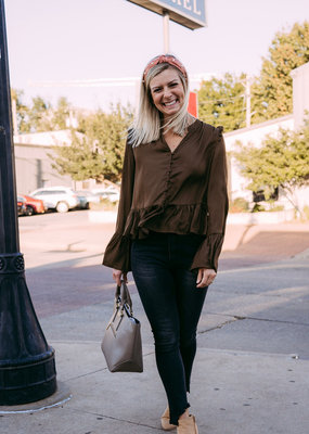 Buffalo Trading Co. Harnett Blouse