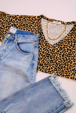 Buffalo Trading Co. Cheetah Girl Tee