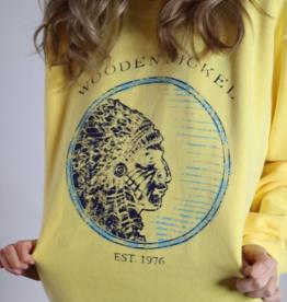Buffalo Trading Co. Buffalo Inside Out Sweatshirt