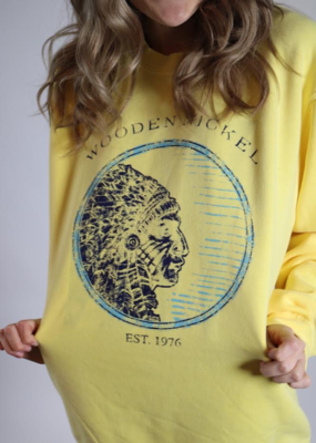 Buffalo Trading Co. Buffalo Inside Out Sweatshirt