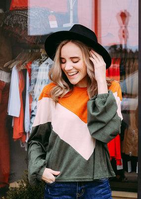 Lumiere Retro Sweater
