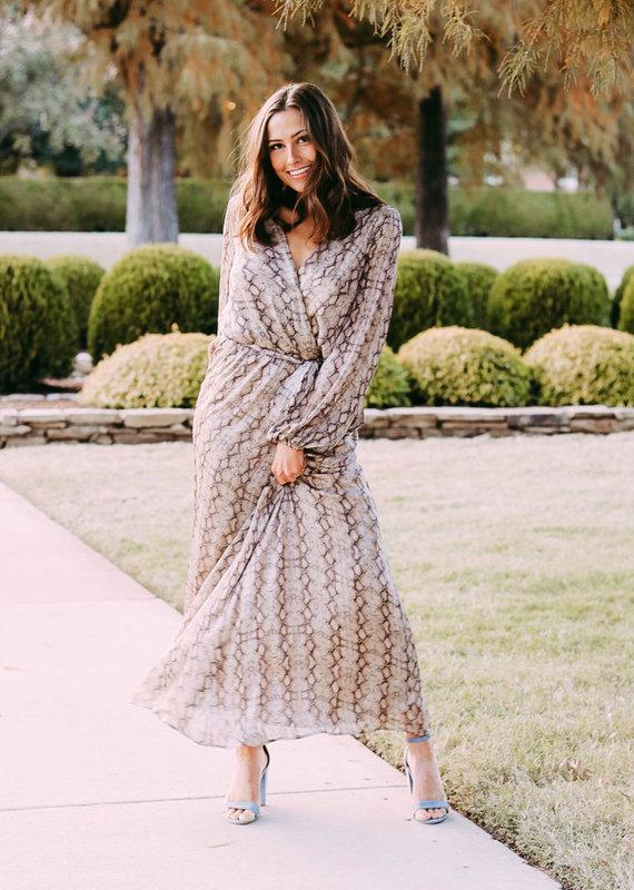 Meraki Medusa Dress