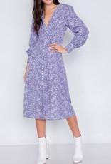 Meraki Prairie Chic Midi Dress