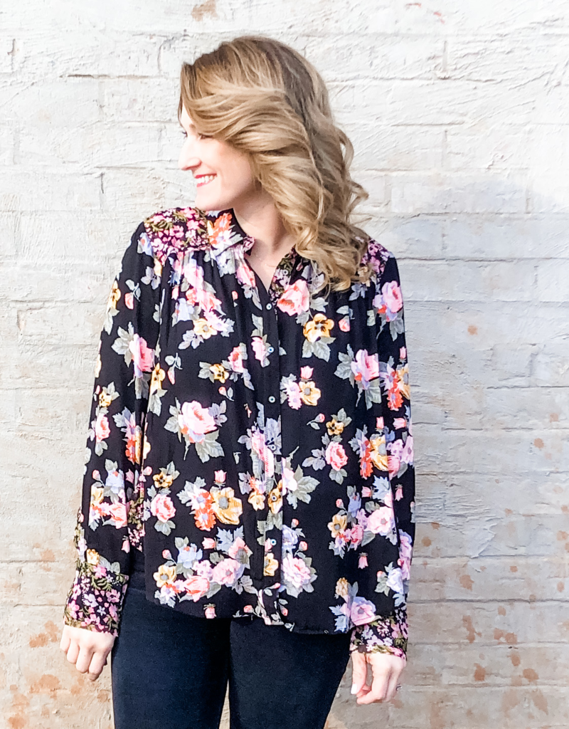 Free People Hold On To Me Printed