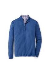 Peter Millar Seaside Summit Slub 1/4 Zip