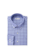 Peter Millar Garrent Check Sportshirt