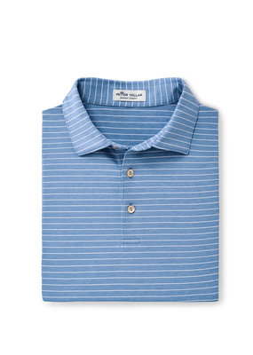 Peter Millar Crafty Stripe Stretch Jersey