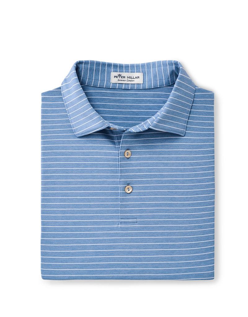 Peter Millar Crafty Stripe Stretch Jersey