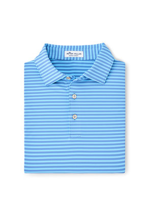 Peter Millar Mills Stripe Stretch Jersey