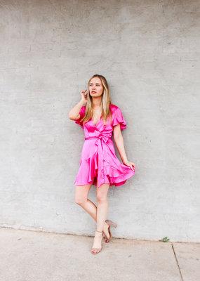 Meraki Bend and Snap Dress