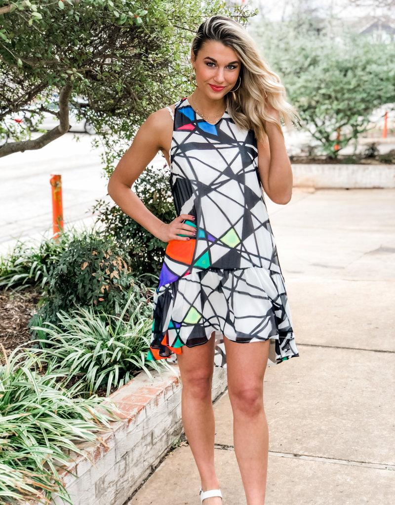 Anonyme Diletta Pop Dress