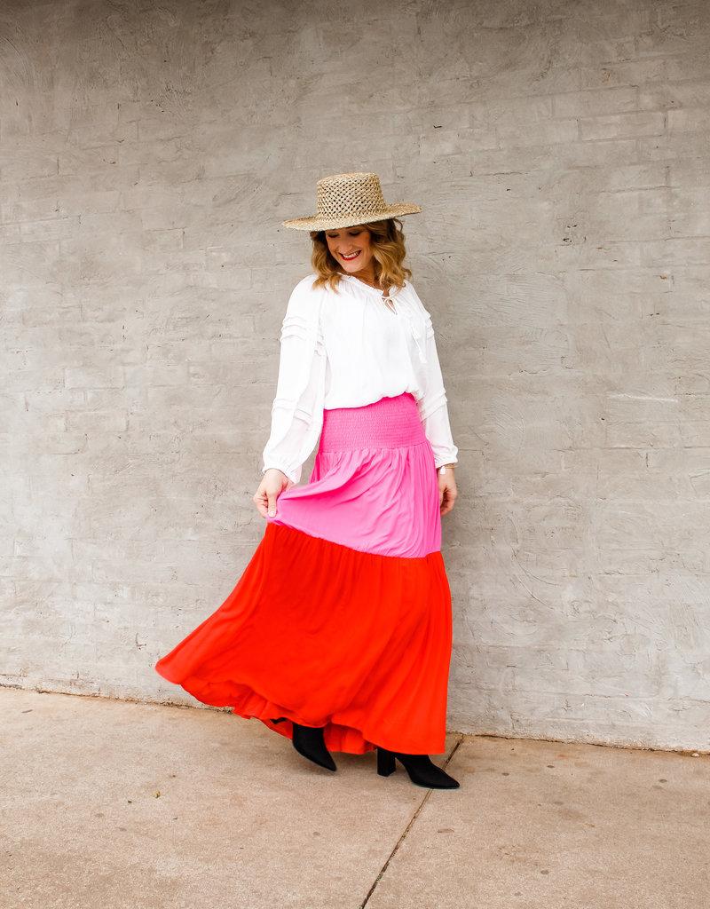 Meraki Cosmopolitan Skirt