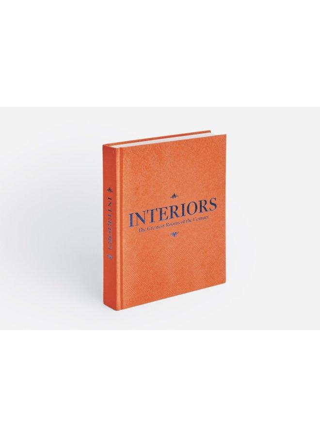 Interiors: The Greatest Rooms of the Century (Orange Edition)