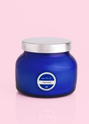 Capri Blue 8oz Blue Petite Jar-Volcano NO. 6