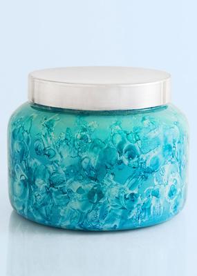Capri Blue 48 oz Watercolor Jar - Volcano NO. 6
