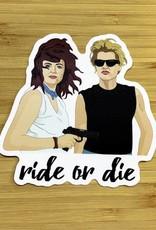 Citizen Ruth Thelma & Louise Sticker