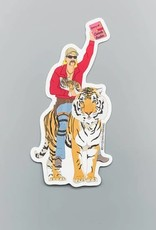 "Citizen Ruth Joe Exotic ""Tiger King"" Sticker"