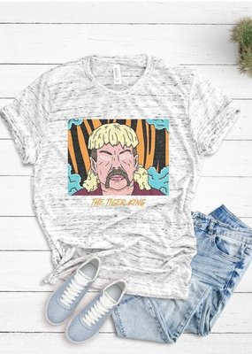 Glitter And Glam Carole Did It Tiger King T-Shirt