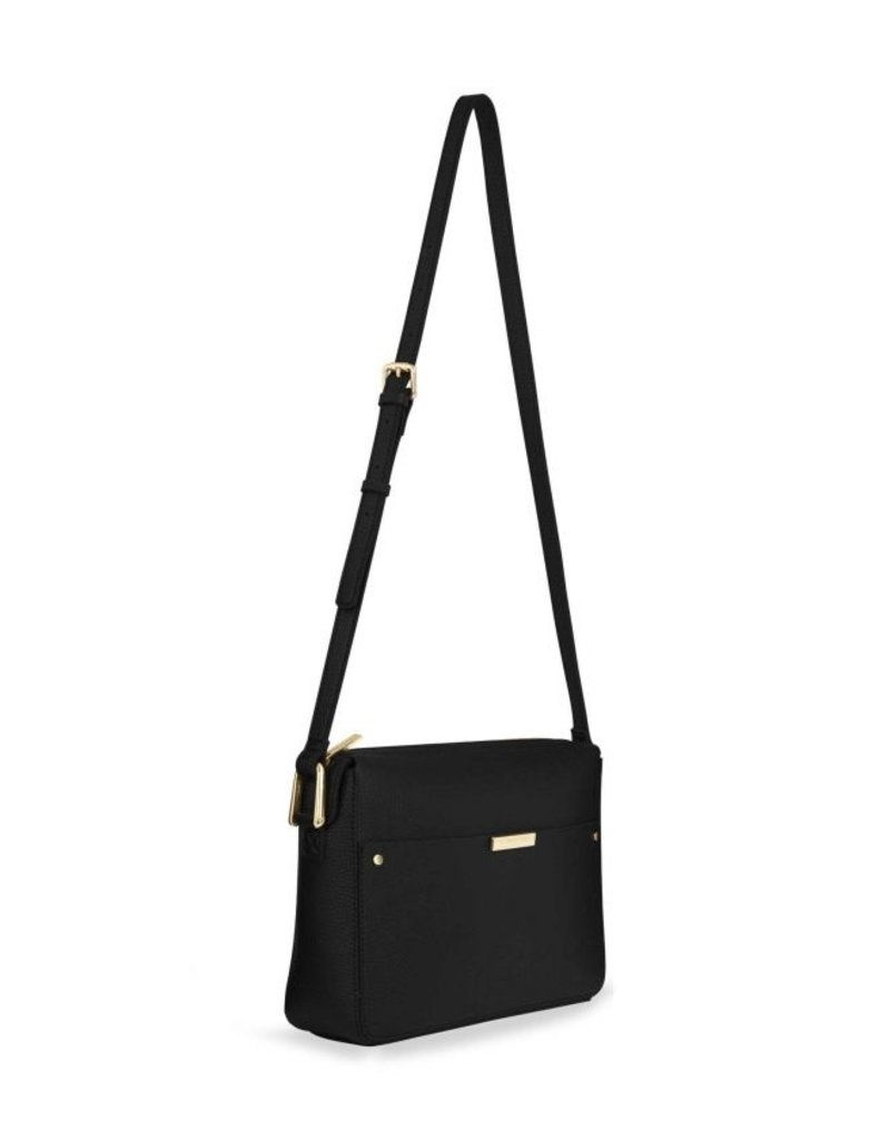 Katie Loxton Klara Crossbody Bag Black