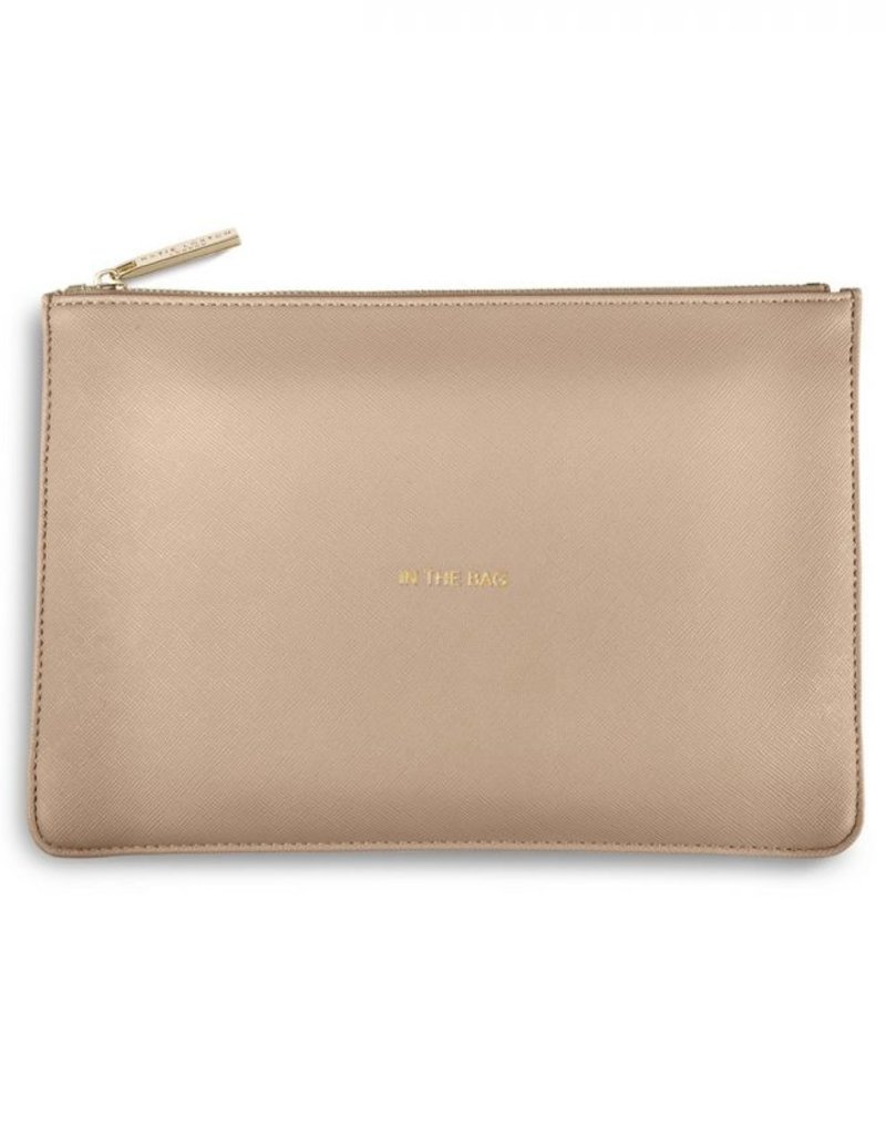 Katie Loxton In The Bag Grey Perfect Pouch