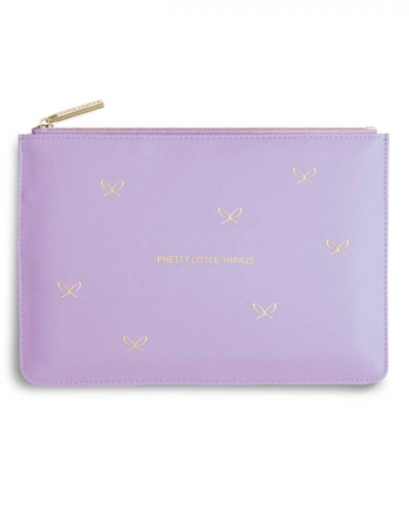 Katie Loxton Pretty Little Things Lilac Perfect Pouch