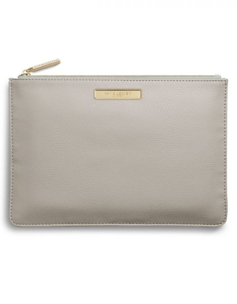 Katie Loxton Pebble Perfect Pouch Stone