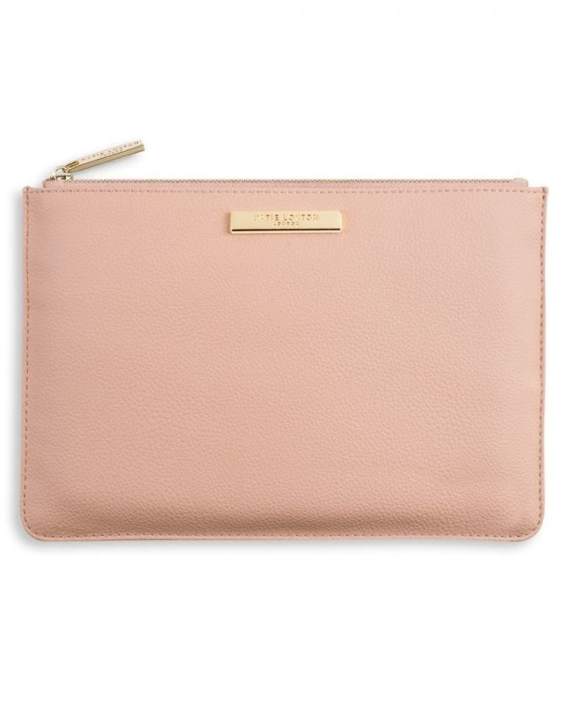 Katie Loxton Pebble Perfect Pouch Blush Pink
