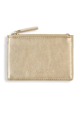 Katie Loxton Alexa Beach Card Holder Gold