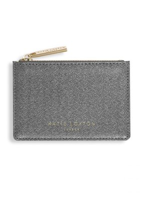 Katie Loxton Alexa Card Holder Charcoal Shimmer