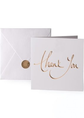Katie Loxton Greeting Card Design Thank You