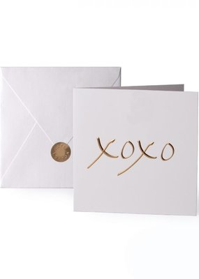 Katie Loxton Greeting Card XOXO