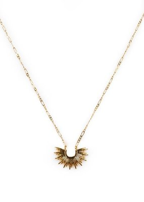 BRACHA Mini Blaze Necklace