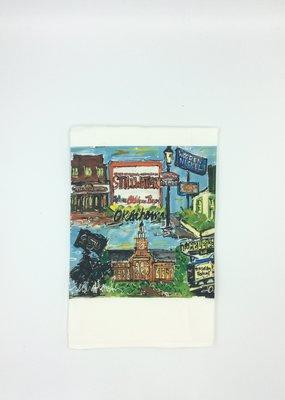 Heide Hensley Stillwater Tea Towel