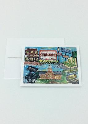 Heide Hensley Stillwater Card