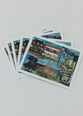 Heide Hensley Set of 6 Stillwater Cards