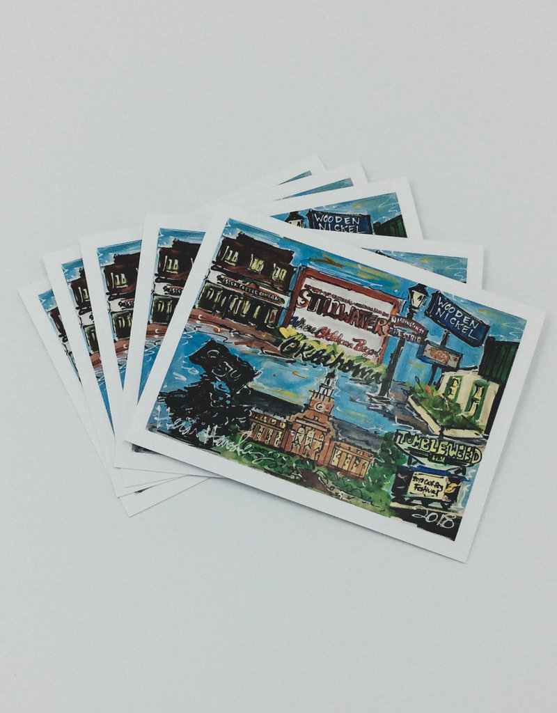 Heide Hensley Set of 6 Stillwater Cards