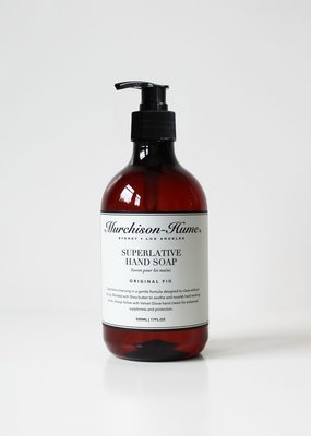 Murchison-Hume Heirloom Dish Soap 17oz Original Fig