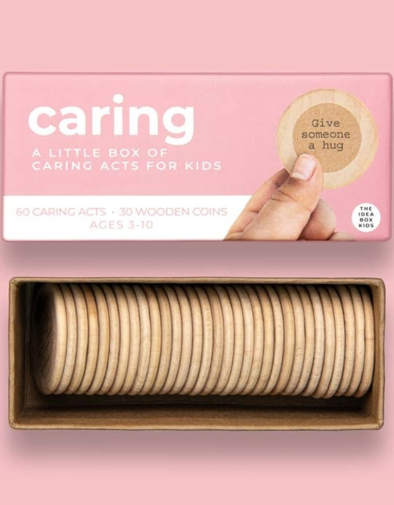 The Idea Box For Kids Caring- Acts Of Kindness