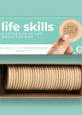 The Idea Box For Kids Life Skills - Simple Life Skills For Kids
