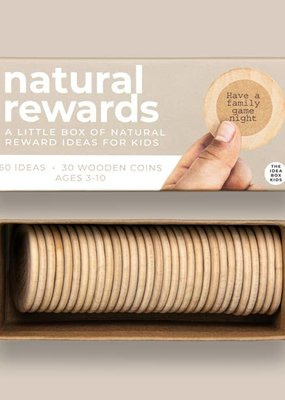 The Idea Box For Kids Natural Rewards - Non-Monetary Rewards For Kids