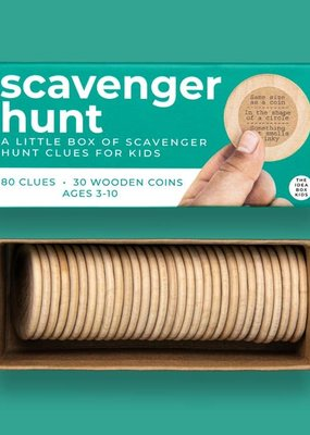 The Idea Box For Kids Scavenger Hunt For Kids