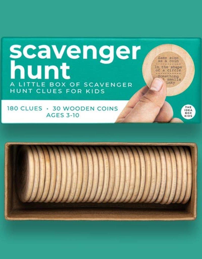 The Idea Box For Kids Scavenger Hunt For Kids