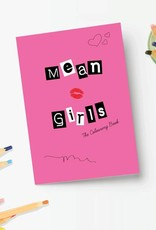Party Mountain Paper Co. Mean Girls Coloring Book