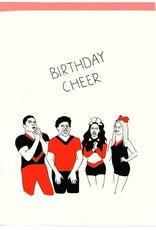 Pop+Paper Cheer Birthday Card
