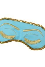 The Sleepy Cottage Sparkling Holly Sleep Mask
