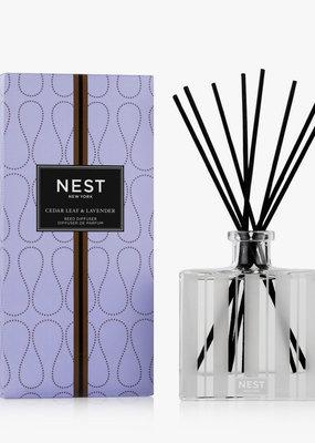 NEST Fragrances Reed Diffuser 5.9oz Cedar Leaf & Lavender