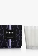 NEST Fragrances 3-Wick Candle Cedar Leaf & Lavender